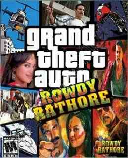 GTA Rowdy Rathore wallpapers, screenshots, images, photos, cover, poster