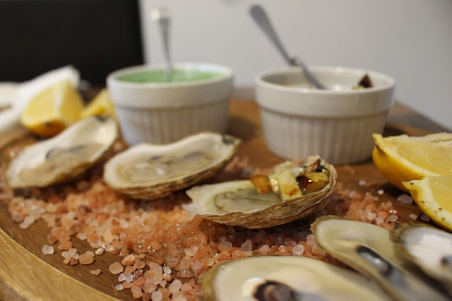 L'ABC des huîtres... Un sauvignon blanc avec ça!