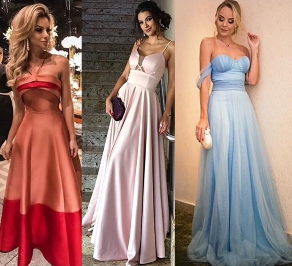 vestidos de festa mais curtidos do instagram