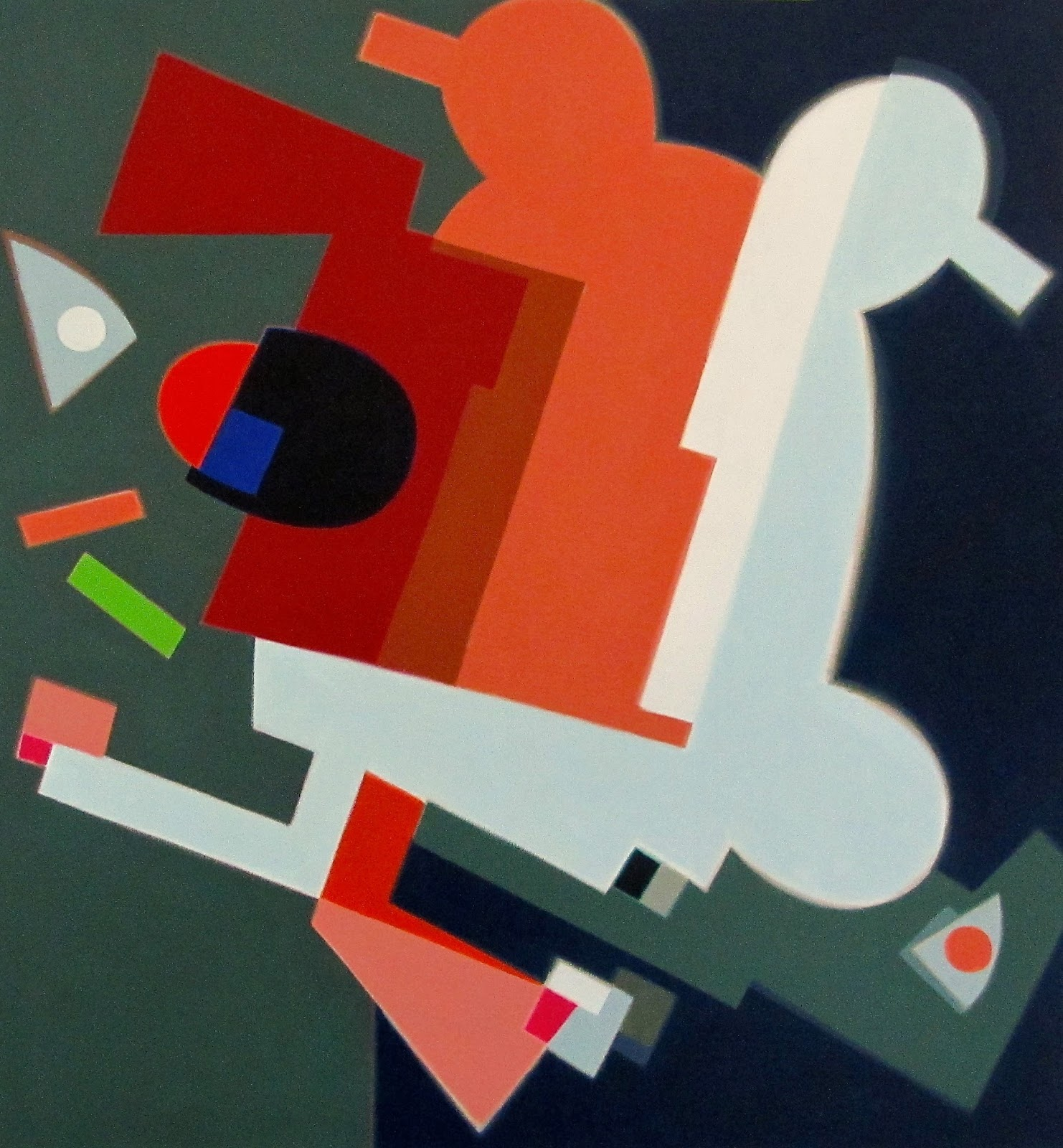 """a73151cfb18 """"Painting is a medium in which the mind can actualize itself  it is a  medium of thought. Thus painting"""