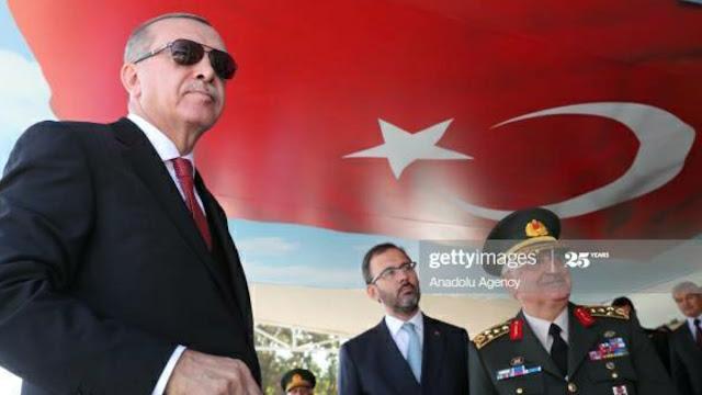 Erdogan: Turki Akan Jadi Negara Bintang di Dunia Pascapandemi