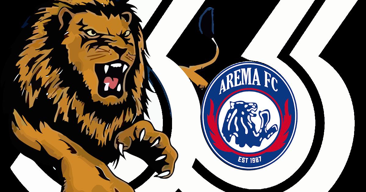 Free PNG Logo Ulang Tahun AREMA ke-33   Arizal Firmansyah