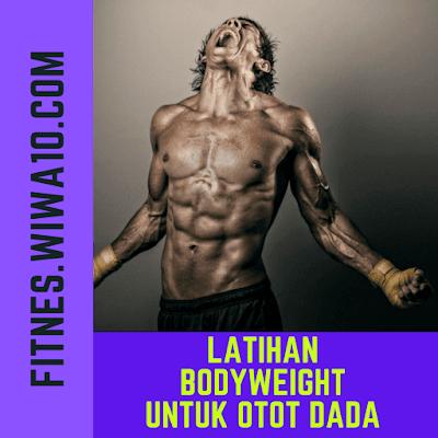 Jenis Latihan Bodyweight Untuk Otot Dada