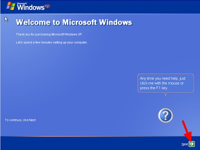 selesia instal ulang windows xp
