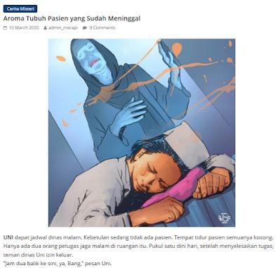 Cerita Misteri Indonesia