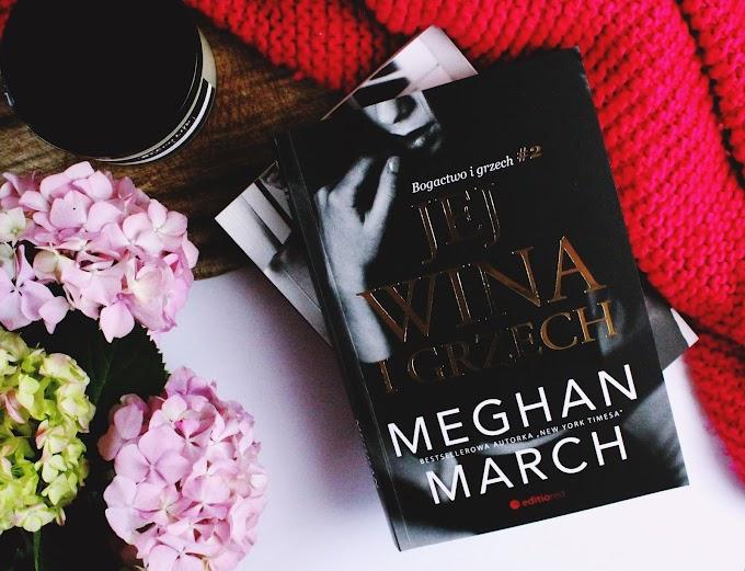 Jej wina i grzech /Meghan March