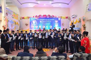 Jaunpur : जेसीआई जौनपुर क्लासिक का नई कार्यकारिणी ने ली शपथ