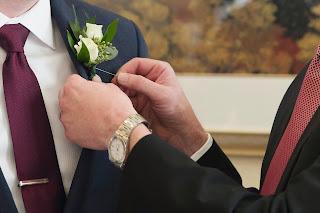 Hochzeitsrede Vater vom Bräutigam
