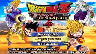 DBZ TTT MOD V1 CON MENU PERMANENTE [FOR ANDROID Y PC PPSSPP]+DOWNLOAD/DESCARGA 2020