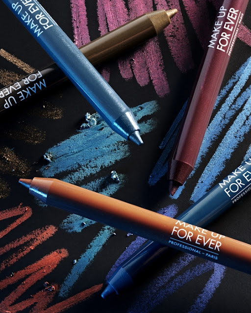MAKE UP FOR EVER, Make Up For Ever Aqua Resist,  Aqua Resist, Aqua Resist Color Pencil, Aqua Resist Smoky Shadow, Make Up For Ever Malaysia,
