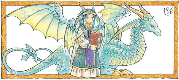 Ryuutama dragon