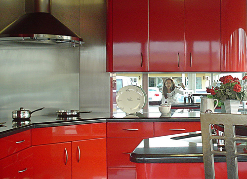 Modern Kitchen - Decorative kitchen painting ideas to give your kitchen a beautiful