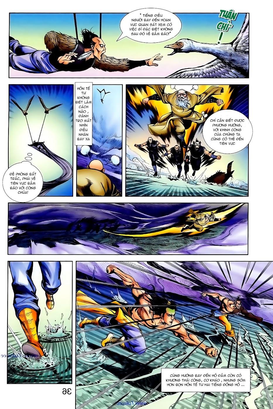 Cơ Phát Khai Chu Bản chapter 99 trang 29