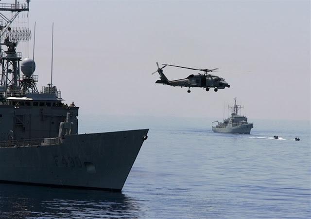 Τρεις νέες τουρκικές NAVTEX για ασκήσεις σε Αιγαίο και Ανατ. Μεσόγειο