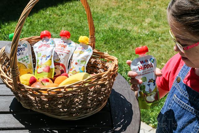 HiPPiS Quetschbeutel nicht nur für Kinder