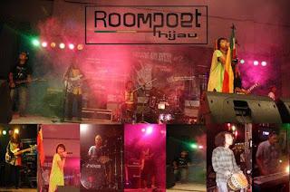 Roompoet Hijau Dangdut Jamaica