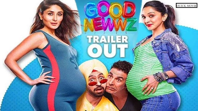 Good Newzz Full Movie Download in Hd 720p Leaked by Tamil Rockers