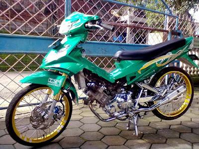 Jupiter MX Racing Look