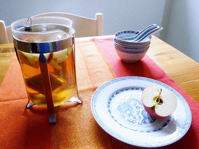 Rezept von Rita Lorenzettis Finnischem Apfeltee