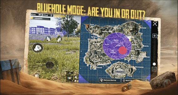 PUBG-Mobile-BlueHole-Mode