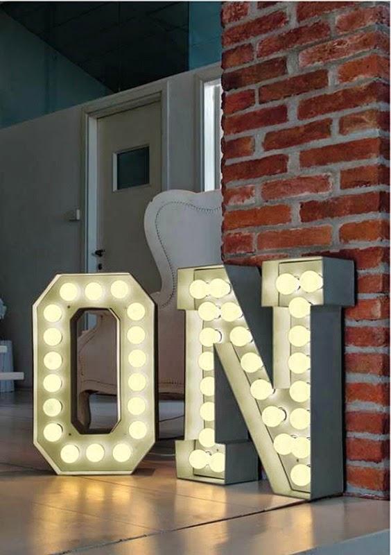 ontwerpfabriek snor vintage lichtletter kopen of zelf maken. Black Bedroom Furniture Sets. Home Design Ideas