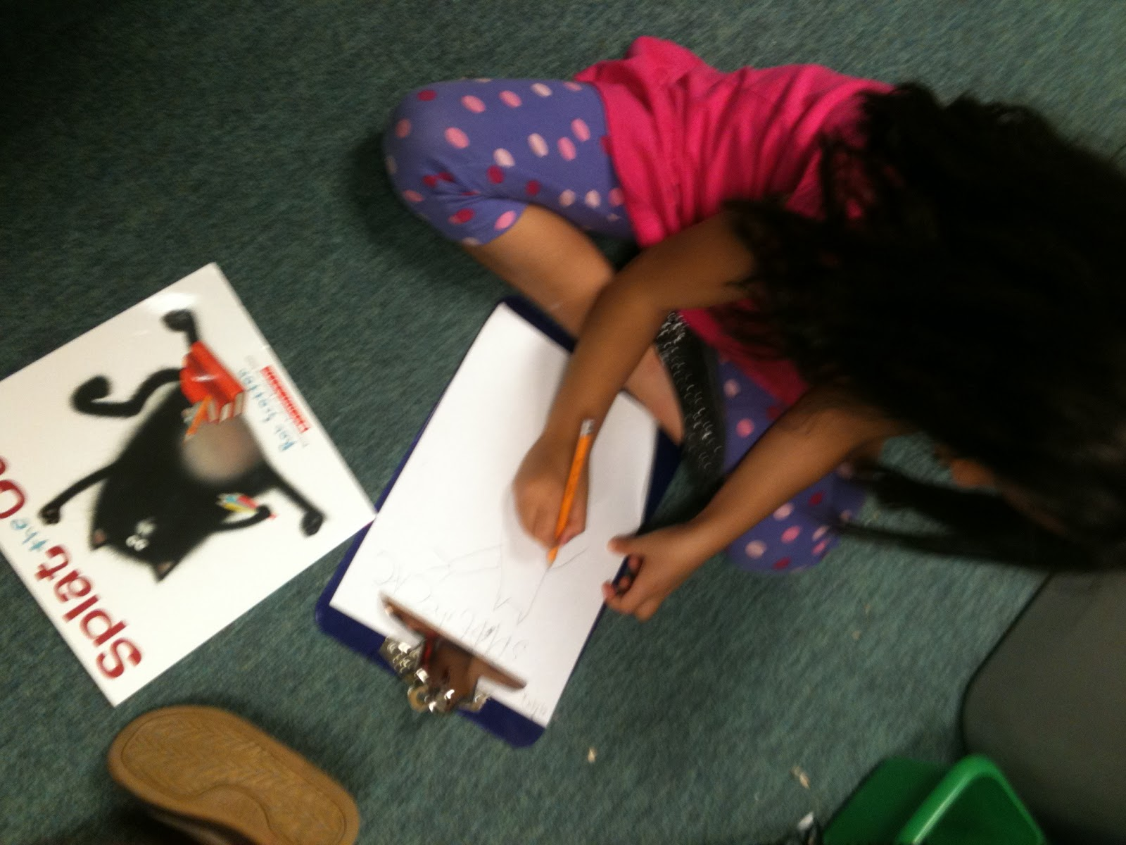 Kreative In Kinder Thanksgiving Literacy Centers