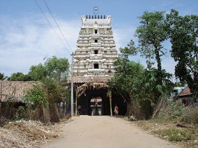Jakath Rakshaka Perumal Temple Thirukkoodaloor Thanjavur