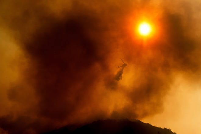 The new climate ordinary in the US: Hotter than it used to be, on account of environmental change