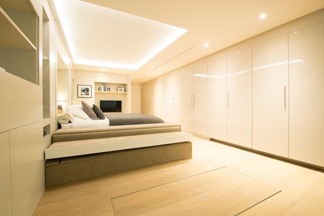 phòng ngủ rộng 40m2