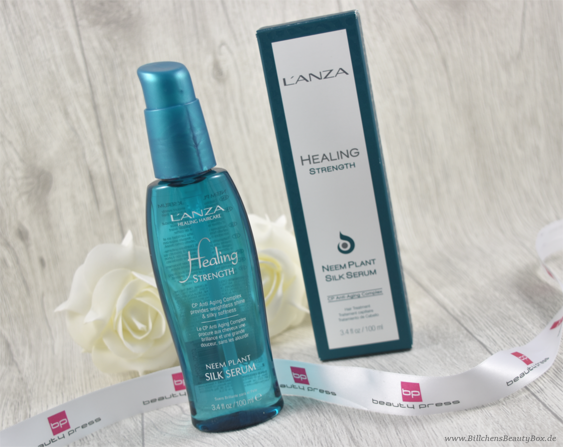 beautypress News Box -  L'Anza Healing Strength Neem Plant Silk Serum