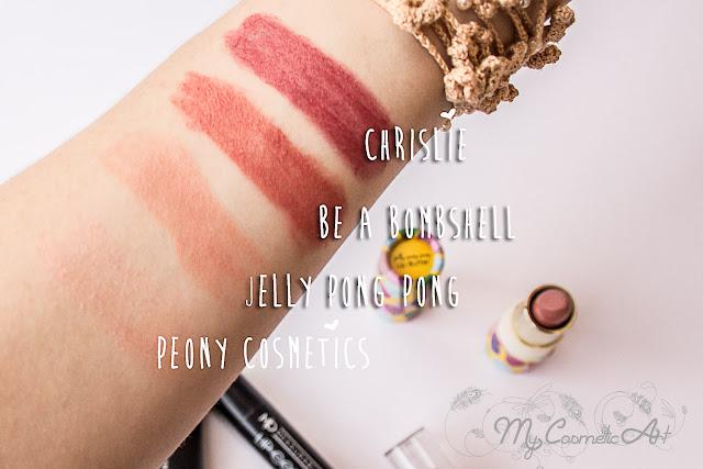 Lip Monthly de Junio de 2016 y compra en la tienda online.