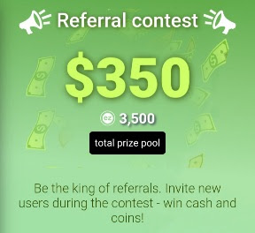 Play trading for Free, withdraw to real money!