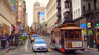 Régi krimisorozatok - San Francisco utcáin helyszíne