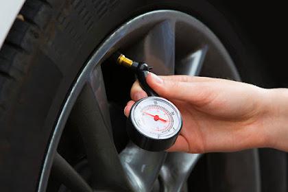 Bagaimana Cara Mengetahui Tekanan Udara Ban Mobil Yang Tepat ?