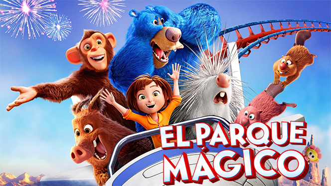 Parque mágico (2019) Web-DL 1080p Latino-Ingles