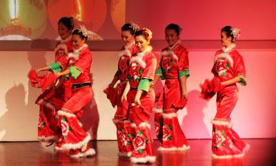 Estetika Tari Yangge Tari Tradisional Cina