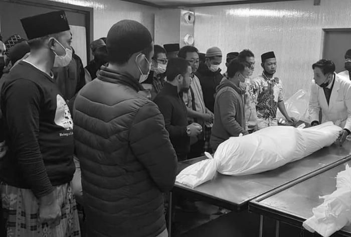 Terjatuh kelaut Saat Bekerja, TKI Korea Selatan Asal Brebes Meninggal