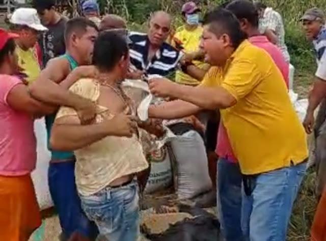 [VIDEO] Su cuñado casi lo mata por una porción de arroz: tiene pronóstico reservado