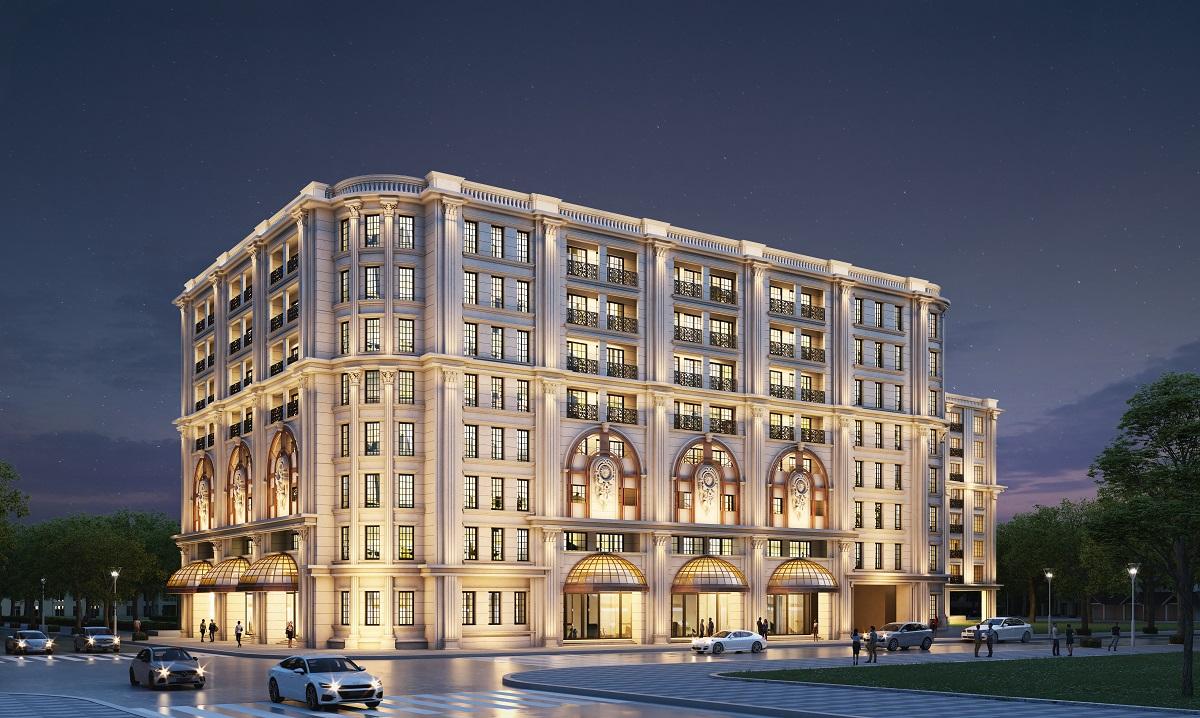 The Grand Hanoi Hàng Bài - Tổ hợp dự án căn hộ hạng sang bậc nhất Thủ đô