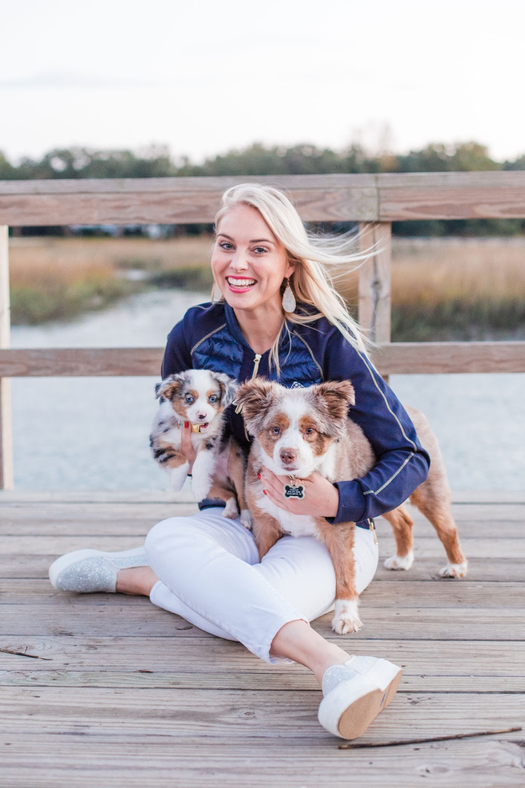 Q&A with Blogger Charleston Blonde - Chasing Cinderella