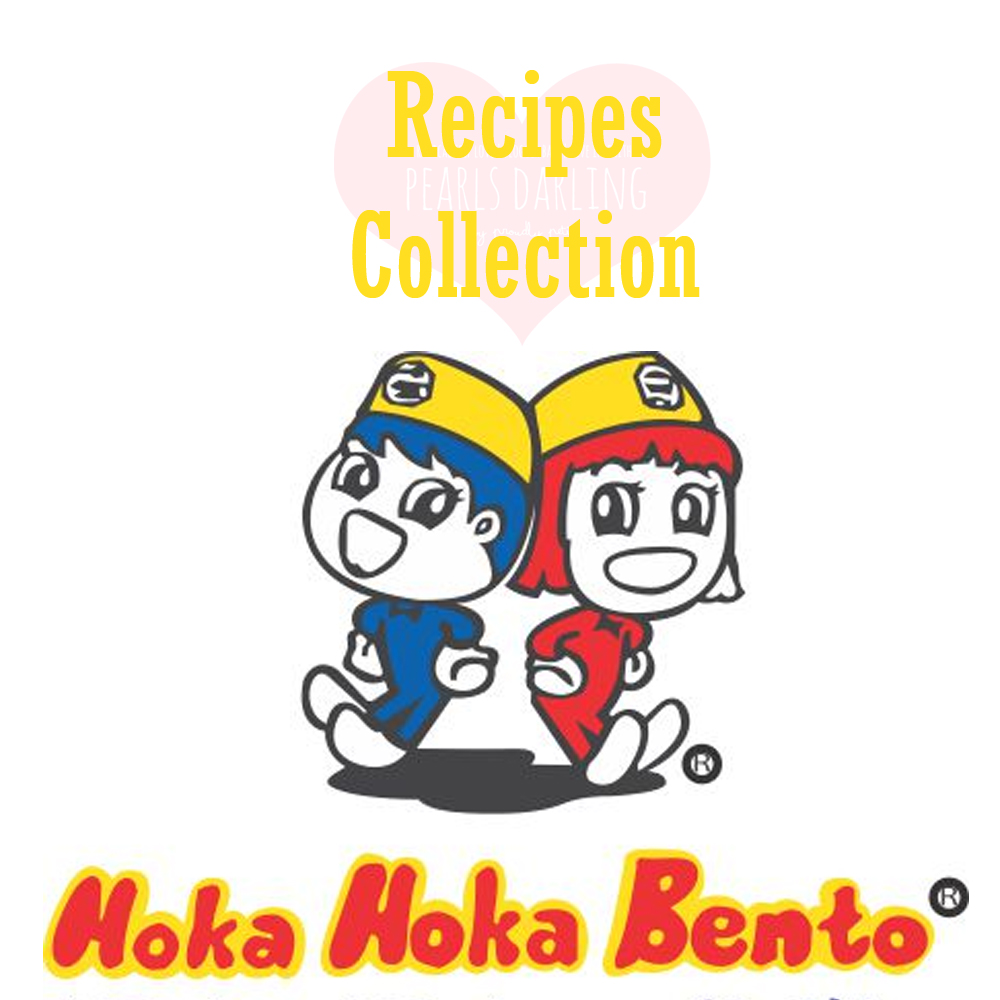 Hoka Hoka Bento Recipes Collection Pearls Darling