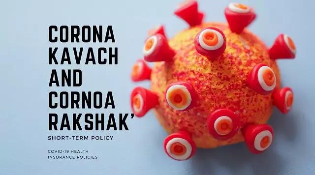 'Corona Kavach' and 'Cornoa Rakshak'