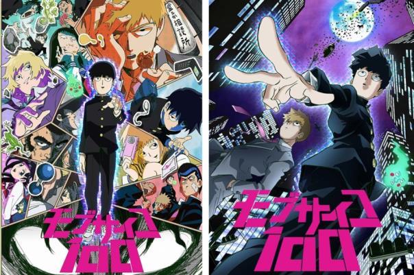 Mob Psycho 100 - Best Anime Like Hinamatsuri (Hina Festival)