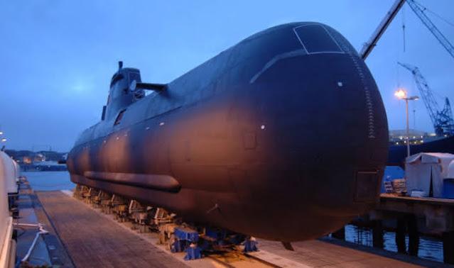 Cómo se gestiona la calidad del aire respirable en un submarino diésel