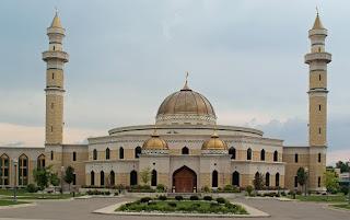 5 Masjid Tertua di Amerika Serikat