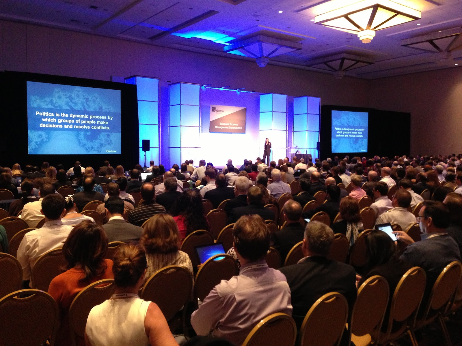 Eric D. Schabell: JBoss BRMS (BPM) at Gartner BPM conference in Washington, DC