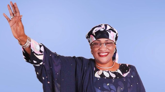 Tributes Pour In As  Mama Taraba Is Buried