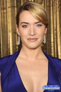 كيت وينسليت (Kate Winslet)، ممثلة إنجليزية