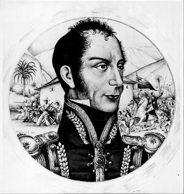 Simón Bolívar.