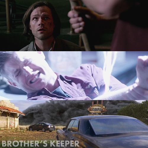 Supernatural 10x23 - Brother's Keeper